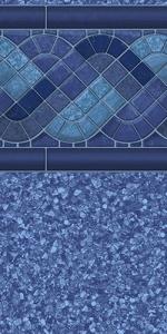 Merlin-Blue-Trinidad-Jamaica-Bottom pool liner