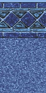 Merlin-Jamaica-Tile-Bottom pool liner
