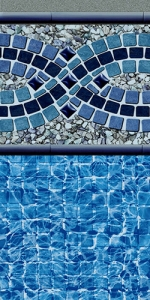 Merlin-Sanibel-Tile-Highland-Beach-Bottom pool l iner